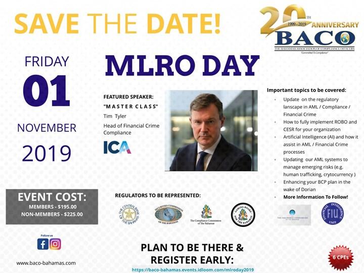 MLRO Day